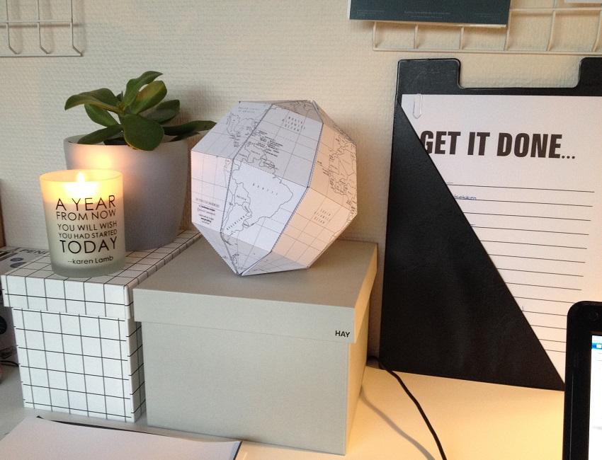 Le_Paper_Globe